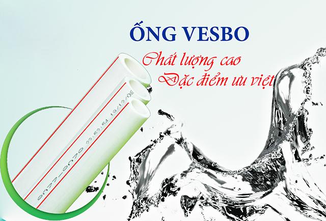 Hình ảnh Cách phân biệt ống Vesbo thật hay giả bạn cần biết 1