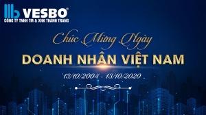 CHÚC MỪNG NGÀY DOANH NHÂN VIỆT NAM - 13/10/2020