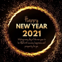 HAPPY NEW YEAR 2021 FROM VESBO