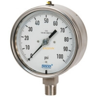 Quy trình thử áp lực đường ống nước theo tiêu chuẩn