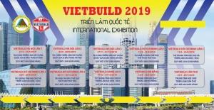 Sản phẩm ống nước Vesbo tham dự triển lãm Quốc tế Xây dựng VIETBUILD 2019