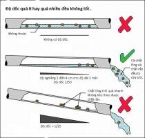 Tìm hiểu các lỗi khi lắp đặt hệ thống cấp thoát nước
