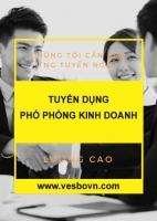 Công TY TNHH TM & XNK Thành Trang tuyển dụng phó phòng kinh doanh