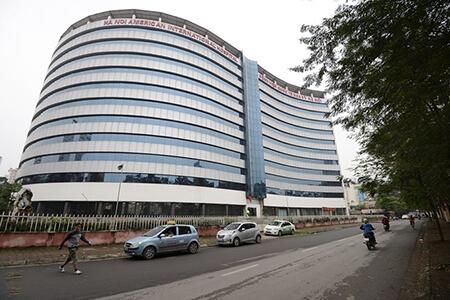 Bệnh viện Việt Mỹ (Phố Chùa Hà – Nghĩa Đô – Cầu Giấy – Hà Nội)