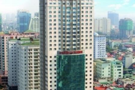 Hai tòa nhà chung cư cao cấp LICOGI 13