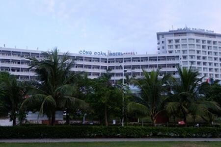Khách sạn Công Đoàn (Hạ Long – Quảng Ninh)
