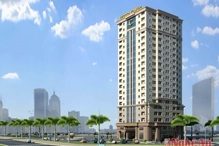Quần thể chung cư cao cấp TECCO C1 (Quang Trung – TP Vinh)